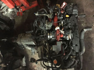 2012 Subaru WRX STi Engine (Long Block), 2.5L, 48,xxxKM - $5000