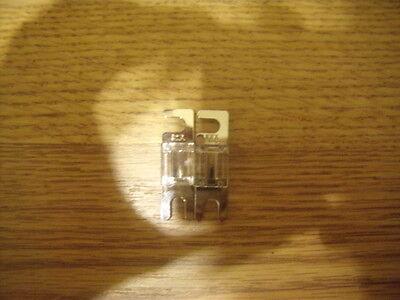 - (2) Nickel Mini-ANL MIDI AFS 80 Amp Car Power Wire Fuse Audio Installation Fuses