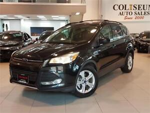 2014 Ford Escape SE-NAVIGATION-CAMERA-LEATHER-PANO ROOF-ONLY 74K