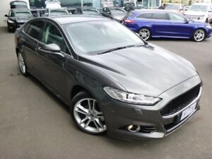 2017 Ford Mondeo MD 2017.50MY Titanium PwrShift Magnetic 6 Speed Sports Automatic Dual Clutch