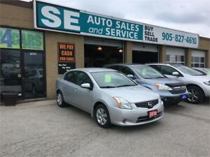 2010 Nissan Sentra 2.0 S Certified