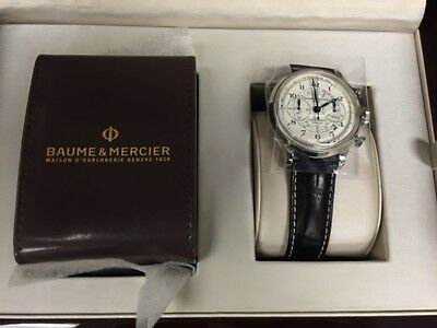 Baume & Mercier Capeland 10006 Chronograph Automatic Watch for Men