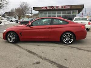 2014 BMW 4 Series 428i|NAVI|ROOF|XEONLIGHTS|