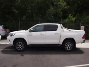 2018 Toyota Hilux GUN126R SR5 Double Cab White 6 Speed Sports Automatic Utility Indooroopilly Brisbane South West Preview