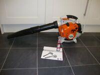 stihl bg 86 petrol leaf blower
