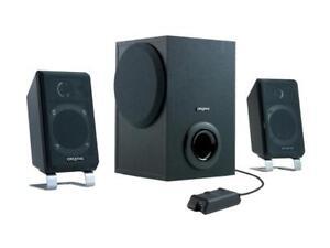 Haut-Parleurs Speakers 2.1 ordinateur mp3