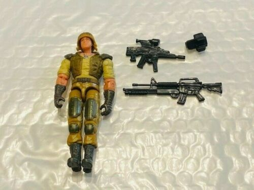 2004 Hasbro GI Joe Action Figure - Switch Gears