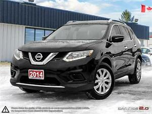 2014 Nissan Rogue S