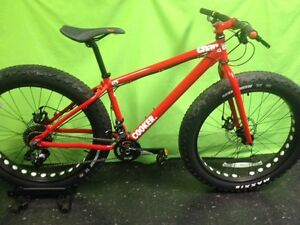 SALE NEW WINTER FAT BIKE Charge Cooker Maxi 1 2016 Model