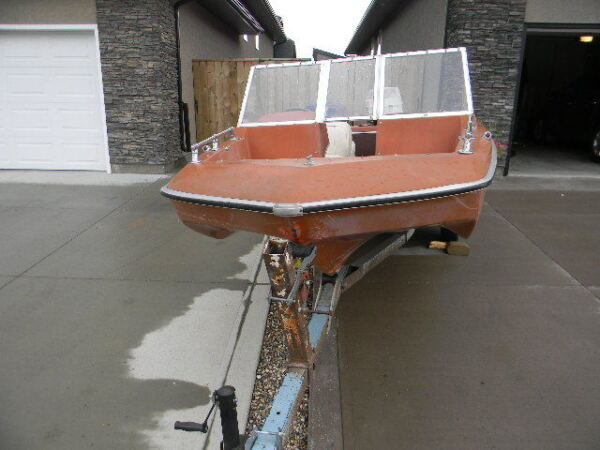 Used 1972 Other TRI-HULL 16.5 FOOT