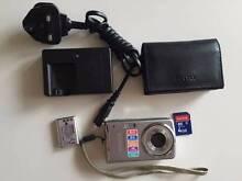 PENTAX Optio M50 8MP Digital Camera 5 x OPTICAL ZOOM Ashfield Ashfield Area Preview