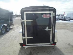 4x6 Atlas Enclosed - EASY TO HAUL W/ ANY VEHICLE!! London Ontario image 6