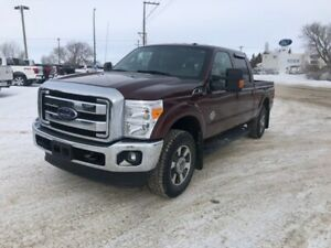 2016 Ford Super Duty F-250 SRW Lariat Crew 6.7L Diesel ***ON SAL