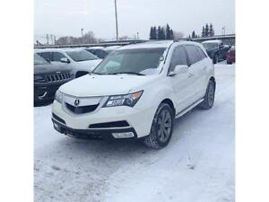 2011 Acura MDX Elite ***FULLY LOADED WITH LEATHER AND NAVIGATION