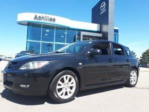 2008 Mazda 3 GS *AS-IS* GS, 2.3L, 6Speed, Alloys