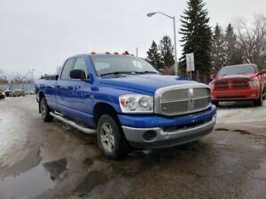 2007 Dodge Ram 1500 SXT-LONG BOX-4X4-QUA
