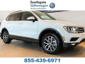 2018 Volkswagen Tiguan LEATHER | HEATED SEATS | APP CONNECT | BA