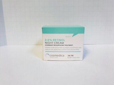 Cosmedica Skincare 2.5% Retinol Nightcream Resurfacing Treat