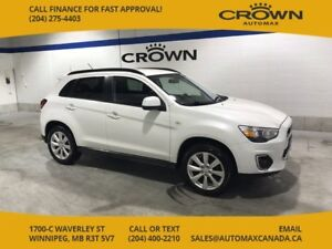 2015 Mitsubishi RVR SE Limited Edition! *AWD/ Heated Seats/ 10 y