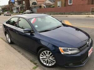 2011 Volkswagen Jetta Highline, Certify,E-Test and Free Car Fax