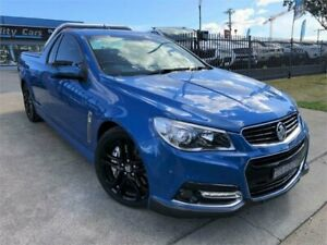 2014 Holden Ute VF MY14 SS V Redline Blue Sports Automatic Utility Mulgrave Hawkesbury Area Preview
