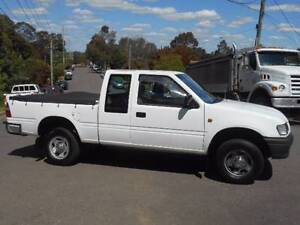 2000 Holden Rodeo Ute Automatic Spacecab 7 Months rego Smithfield Parramatta Area Preview