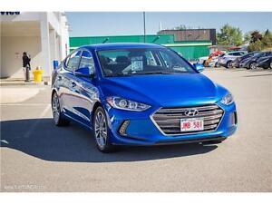 2017 Hyundai Elantra LIMITED! LEATHER! NAV! SUNROOF!