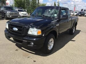 2007 Ford Ranger SPORT SUPERCAB Accident Free,
