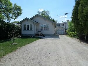 """St.Vital"" Commercial/Res. Property 2 BR 823 sq.ft $269,900 SOLD"