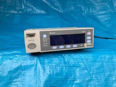 Nellcor N-395 Sp02 Pulse Oximeter  Works