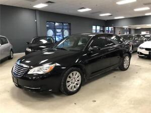 2014 Chrysler 200 LX*CERTIFIED*LOW KM*NO ACCIDENTS*