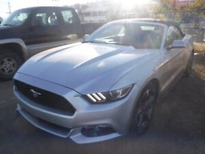 2015 Ford Mustang 3.7L V6 - Convertible, Rem. Start, Winter Tire