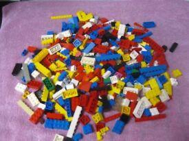 LEGO JOB LOT MAINLY RICKS