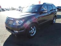 2009 KIA BORREGO 4WD LOADED LEATHER EVERYONE'S APPROVED $0 DOWN!