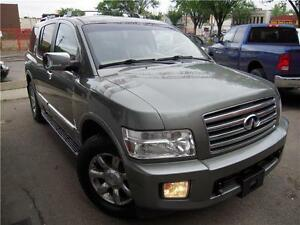 2006 Infiniti QX56 | MINT | FULLY LOAD | 7 SEATER | INSPECTED
