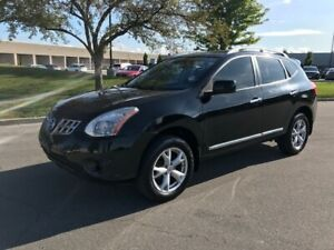 2011 NISSAN ROGUE AWD|1 OWNER|BLUETOOTH|POWER GROUP|HEATED SEATS