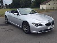 2004 54 BMW 6 SERIES 4.4 645CI 2D 329 BHP