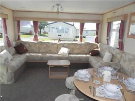 cheap static caravan for sale seaside location near whitley bay direct beach access northumberland