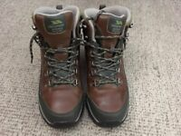 Ladies Trespass Hiking Boots - Size 6 (Leather)