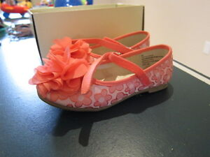 Girls Size 10 Shoes - Brand New