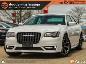 2017 Chrysler 300 300S+LEATHER+NAVIGATION+LOADED!