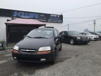 2004 Chevrolet Aveo **On Sale** Kamloops British Columbia Preview