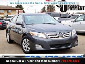 2010 Toyota Camry LE** ONLY $ 104 Bi-Weekly
