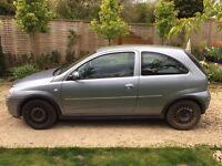 Vauxhall Corsa Design 1.2 16v 2004