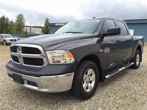 2014 Ram 1500 4x4 ~ 5.7L Hemi ~ Running Boards ~ $99 B/W