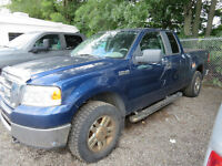 FORD F150 4X4 2008