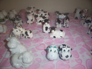 cows salt and pepper shakers. Kingston Kingston Area image 2