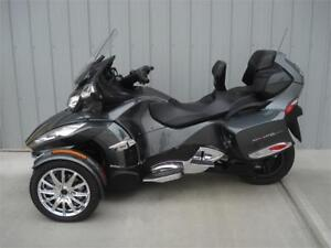 2017 Can-Am Spyder RT-S Limited SE6