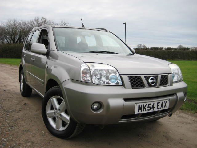 nissan x trail sport diesel 4x4 in coleford. Black Bedroom Furniture Sets. Home Design Ideas