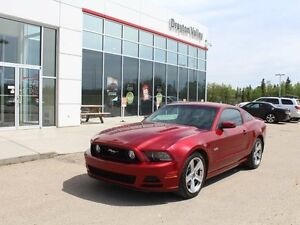 2014 Ford Mustang 5.0 GT, leather